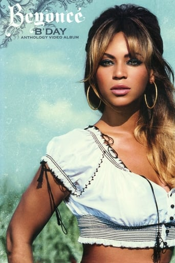 Poster of Beyoncé: B'Day Anthology Video Album