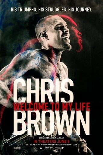 Poster of Chris Brown: Welcome to My Life