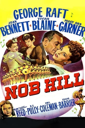 Poster of Nob Hill