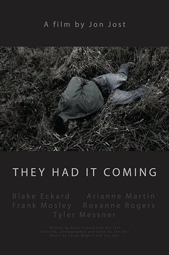 Poster of They Had It Coming