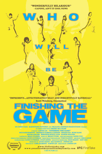 Poster of Finishing the Game: The Search for a New Bruce Lee