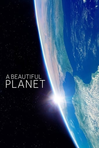 Poster of A Beautiful Planet fragman