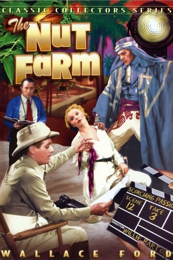 Poster of The Nut Farm