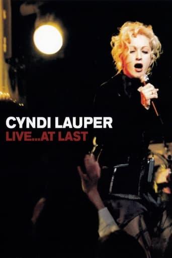 Cyndi Lauper - Live... At Last