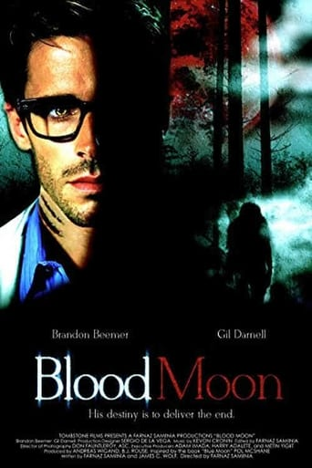 Poster of Blood Moon