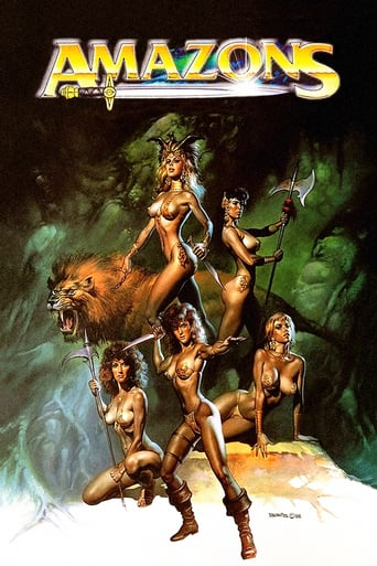 Poster of Amazons