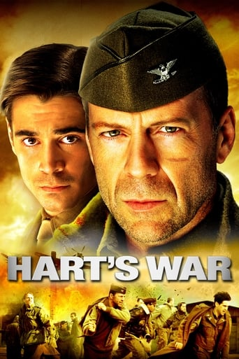 Official movie poster for Hart's War (2002)