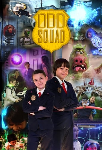 Poster of Odd Squad