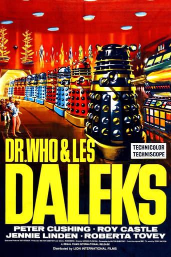 Dr. Who et les Daleks