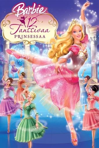 Barbie-12 tanssivaa prinsessaa