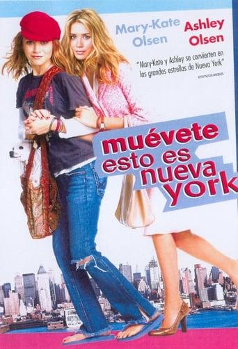 Poster of Muévete, esto es Nueva York