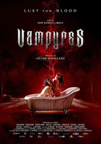 Vampyres Movie Poster