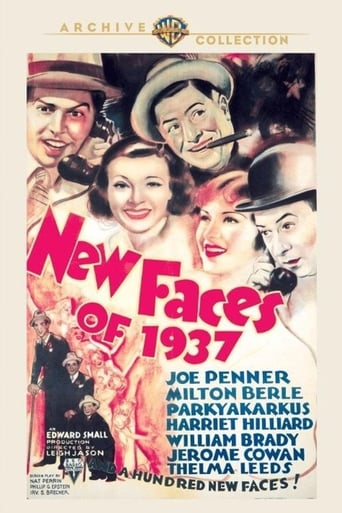 Poster of New Faces of 1937
