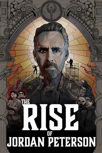 The Rise of Jordan Peterson poster