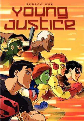 Teisingumo lyga / Young Justice (2010) 1 Sezonas žiūrėti online
