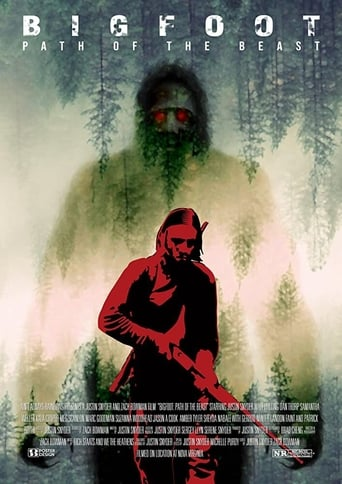 Watch Bigfoot: Path of the Beast Online