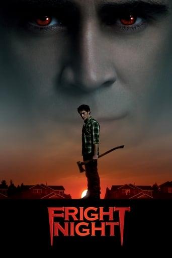 Fright Night (2011) - poster