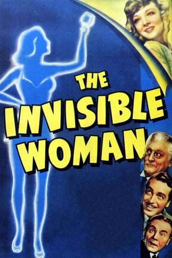 Poster of The Invisible Woman