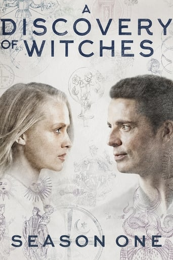 A Discovery of Witches S01E08