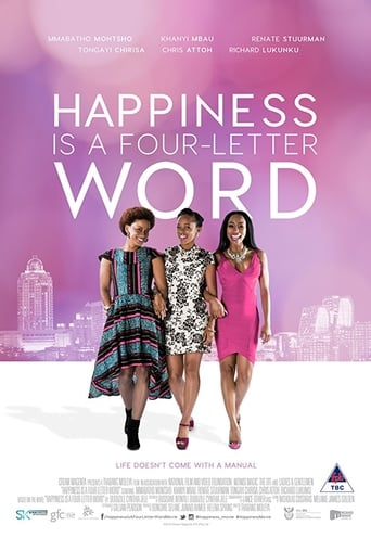 Poster of Happiness is a Four-Letter Word
