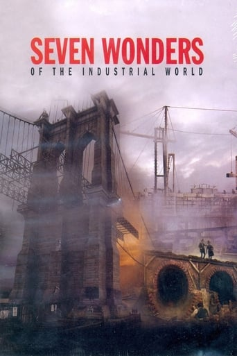 Poster of Seven Wonders of the Industrial World fragman