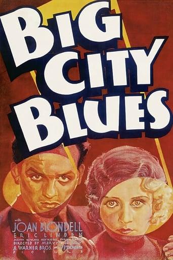 Poster of Big City Blues