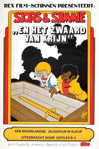 Poster of Sjors en Sjimmie en Het Zwaard Van Krijn