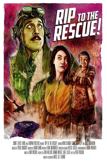 Poster of Rip to the Rescue!