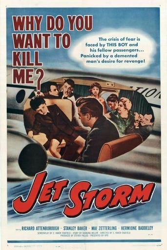 Poster of Jet Storm