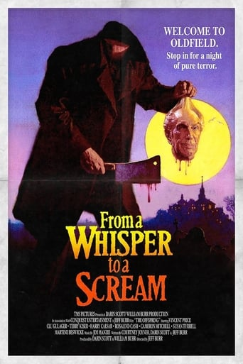 Poster of From a Whisper to a Scream