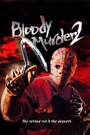 Poster of Bloody Murder 2: Closing Camp