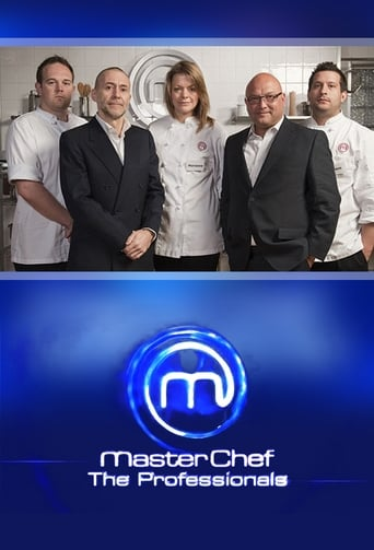 Poster of Masterchef: The Professionals