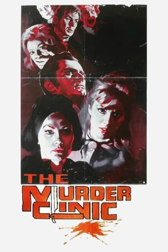 Poster of The Murder Clinic