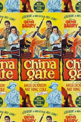 Poster of China Gate