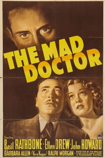 Poster of The Mad Doctor