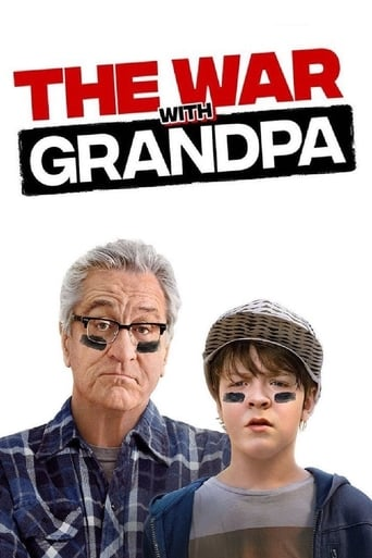 Poster of The War with Grandpa