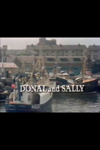 Poster of Donal and Sally