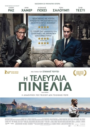 Poster of Η Τελευταία Πινελιά
