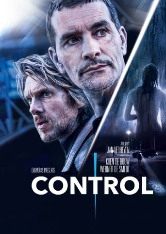 Poster of Control