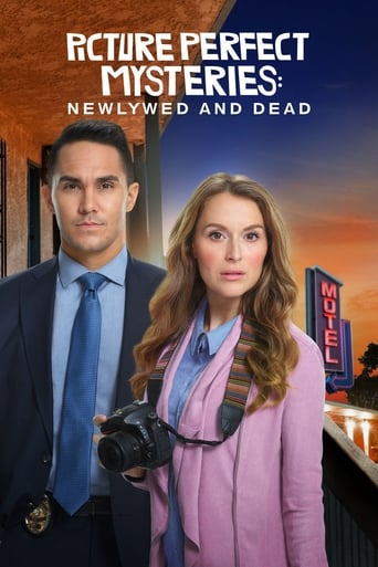 Poster of Picture Perfect Mysteries: Newlywed and Dead