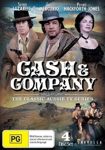 Poster of Cash and Company