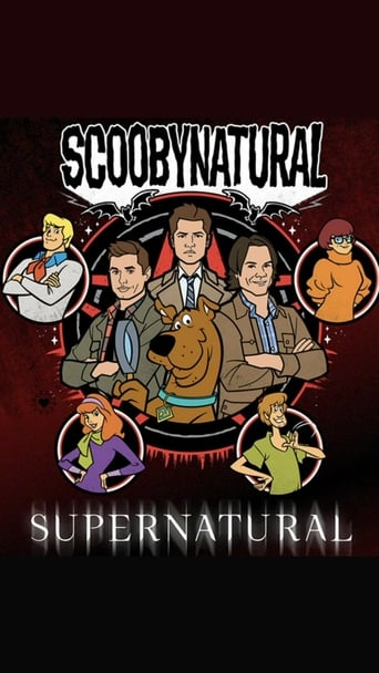 Poster of Scoobynatural