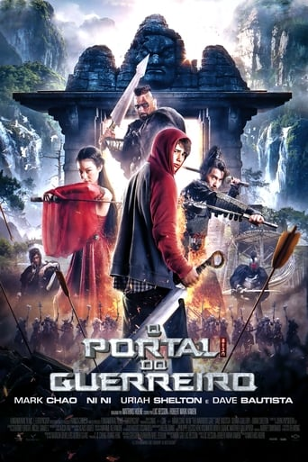 The Warriors Gate - Poster