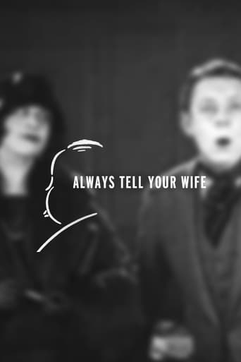 Poster of Always Tell Your Wife