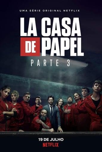 La casa de papel 3ª Temporada - Poster
