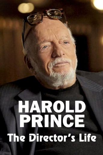Poster of Harold Prince: The Director's Life