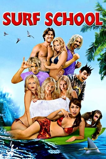 Surf School Poster