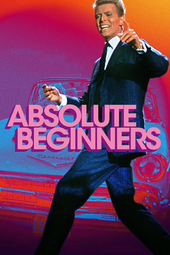 Poster of Absolute Beginners (Principiantes)