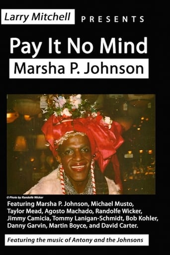Poster of Pay It No Mind