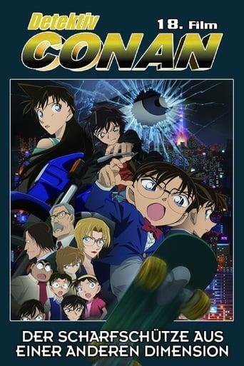Detektiv Conan - Der Scharfschütze aus einer anderen Dimension - Action / 2015 / ab 12 Jahre